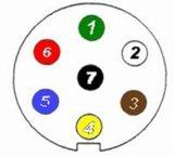 7- Polige stekkerdoos + bevestigingsplaat_6