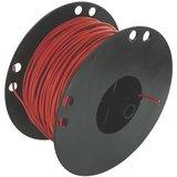1- Aderige Elektrische draad Rood 1 x 0,75 mm² _49