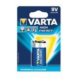 Batterij Alkaline 9V, Varta_50