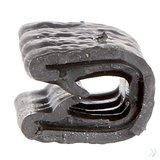 Beschermrubber voor randen, 2-6 mm plaat, 9x5mm, p/mtr._49