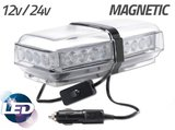 Zwaai- Flitslamp Oranje met magneet 12/24V_49
