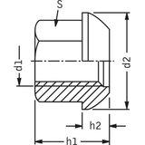 Wielmoer M12x1,5 verzinkt._49