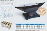 Aambeeld metaal 35 kg  L 475 x H 200 mm_49
