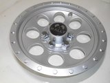 "10""  RALLY Wheel Sierwielkap Silver/Metallic 10""_49"