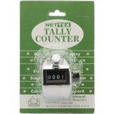 Teller, Handteller metaal 4 cijfers_49