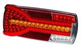 - Achterlicht, Dynamische richting,  304x132x48mm  LED Links, _49