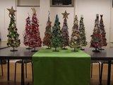 Kerstboom decoratie metaal _7