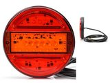 WAS ø 140 mm Achterlicht LED Rond LED Li+Re 3-functies_49