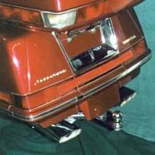 1500 GL Honda Goldwing 1988-2000 Hd.
