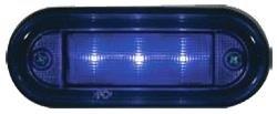 Interieurlamp Blaauw Flits.