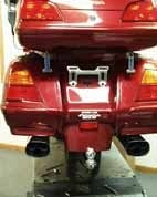 1800 GL Goldwing 1800, 2000 - 2010, Receiver-Hd
