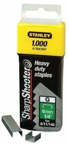 Nieten 10mm type G Stanley