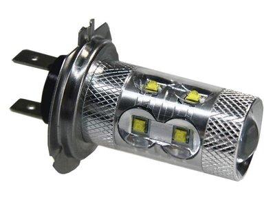 H7 LED HighPower lamp 10-30V