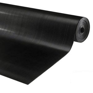 Rubbermat Rip profiel, 3 mm / 1000x1200 mm.