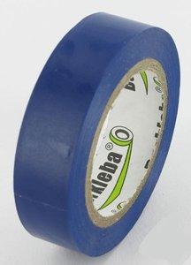 Isolatieband Blauw,15mmx10mtr.