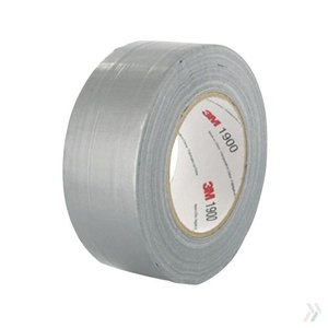 Duct-Tape Silver,dun 3M 50mm x 50 Mtr.