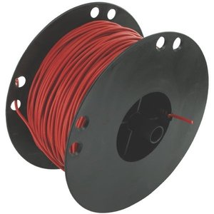 1- Aderige Elektrische draad Rood 1 x 0,75 mm²