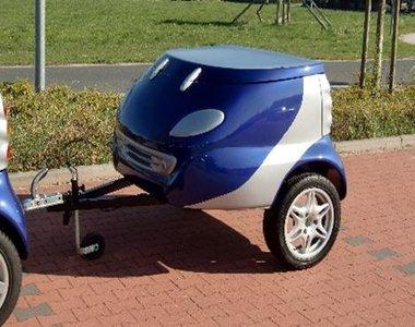 Smartly I Smart Aanhanger, model 1999-2007.