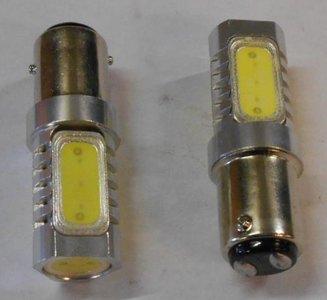 LED brander duplo Verlichting-Rem (vervangt 21/5W)