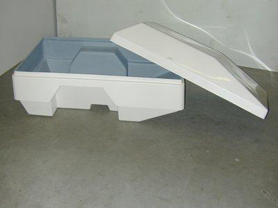 TM350 Polyester deksel