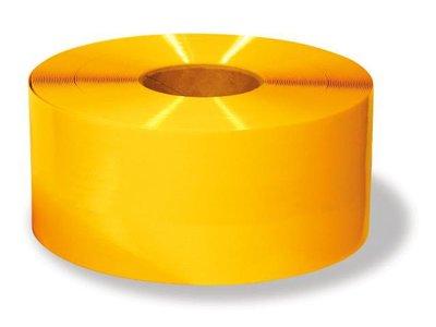 Retro-Reflecterende tape Geel, 50mm x 25mtr.