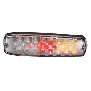 Achterlicht LED Hella 210x59 mm