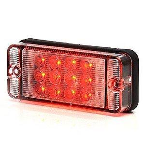 Achterlicht 107x45mm LED Li+Re