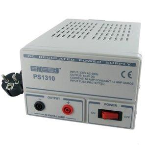 Trafo / Omvormer  220V - 12V, 10 Amp.