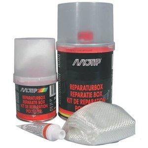 Polyester reparatieset 1000 gram.