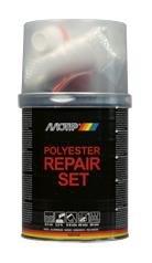 Polyester reparatieset 250 gram.