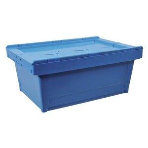 Magazijn / Containerbak 30L, Blauw