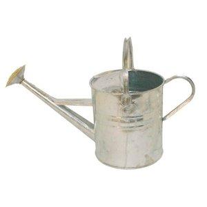 Gieter 9 Liter metaal verzinkt
