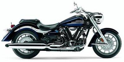 1900 XV RoadLiner 2006 + Yamaha Dr-