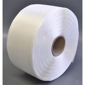 Verpakkingsbandsnoer Polyester wir 16mm x 850mtr.