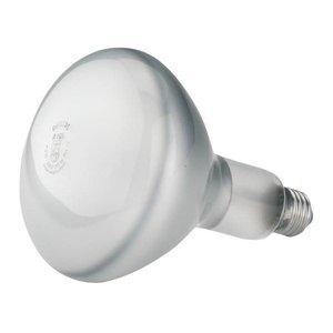 Infrarood lamp, Wit 150W, los.