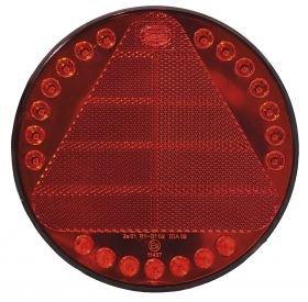 ø 148 mm Achterlicht 3-functies, LED Li+Re