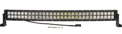 Werklamp, LED lichtbalk  80 cm 60 LED gebogen, 12V.