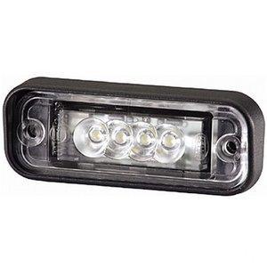 Kentekenverlichting LED Hella inbouw Hella 82x32mm