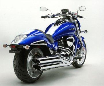 1800 Suzuki Intruder / Boulevard M109R 2005+ Chrome, 1328-196