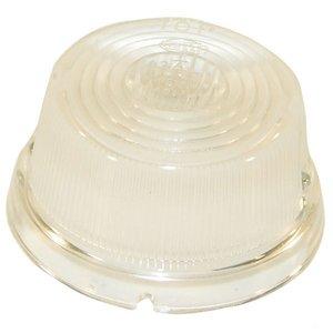 Contourlamp wit,los glas rond 80 mm, Hella