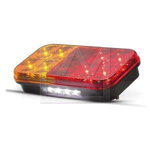 - Achterlicht 150x80 mm LED Li+Re 5-functies Tralert.