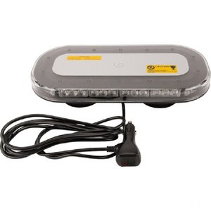 Lichtbalk LED flitser LED 126Watt, Magneet