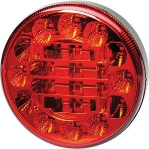 ø 95 mm Achter- Remlicht LED Hella Opbouw