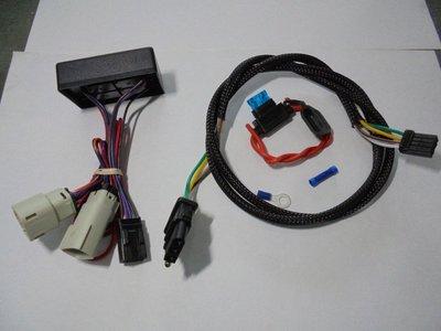 Harley Can-bus Relai- schakelset 8-pins grijs -0182