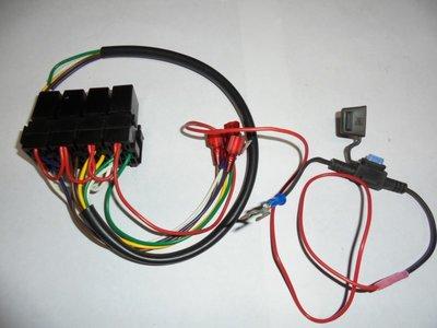 K 1600 GTL Can-bus Relai- schakelset (oudere modellen)