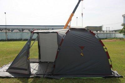 4HD- BikerPlus tent
