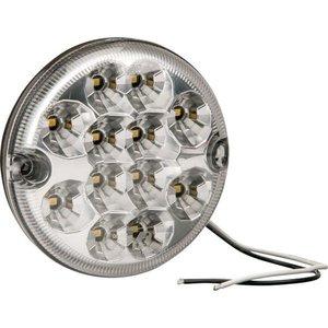 ø 95 mm Achteruitrijlamp LED helder opbouw