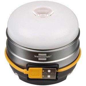 LED lamp  / Powerbank, Batterijgedreven voor buitenshuis 350lm