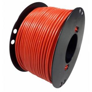 1- aderige Elektrische draad Rood 1 x 6,0 mm²