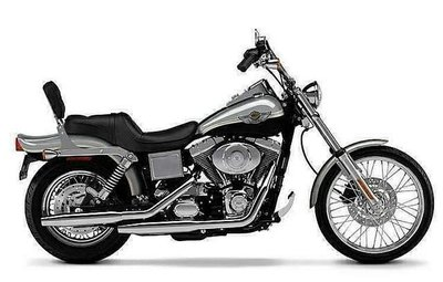 FXDL Dyna Low Rider 1996-2001 Dr-105